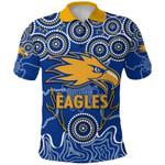 Eagles Indigenous Polo Shirt West Coast