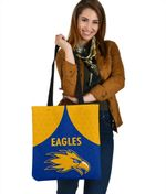 Eagles Tote Bag West Coast - Royal Blue K8
