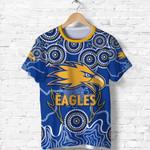 Eagles Indigenous T Shirt West Coast
