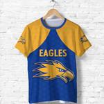Eagles T Shirt West Coast - Royal Blue