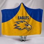 Eagles Hooded Blanket West Coast - Gold K8
