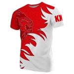 Kings XI T-Shirt Lion TH4