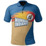 Mumbai Indians Polo Shirt Cricket
