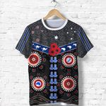 Australia Indigenous T Shirt New Zealand Maori Kiwi Front | 1st New Zealand