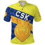 CSK Polo Shirt Cricket