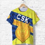 CSK T Shirt Cricket