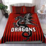 St. George Dragons Bedding Set Unique