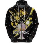 Richmond Premier Zip Hoodie Tigers Dotted