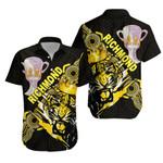 Richmond Premier Hawaiian Shirt Power Tigers Indigenous