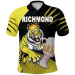 Richmond Premier Polo Shirt Tigers