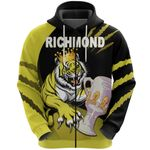 Richmond Premier Zip Hoodie Tigers
