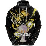 Richmond Premier Hoodie Tigers Dotted