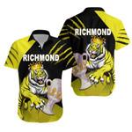 Richmond Premier Hawaiian Shirt Tigers