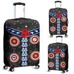 Australia Indigenous Luggage Covers New Zealand Maori Kiwi | 1st New Zealand