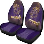 Kolkata Cricket Car Seat Covers Knight Version KKR   rugbylife.co