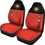Bangalore Cricket India Car Seat Covers Royal Challengers | rugbylife.co