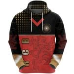 Bangalore Cricket India Hoodie Royal Challengers Front | rugbylife.co