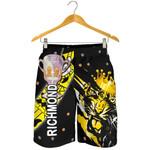 Richmond Premier Men Shorts Tigers Dotted