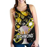 Richmond Premier Women Racerback Tank Tigers Dotted