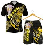 Combo Polo Shirt and Men Short Richmond Premier Power Tigers Indigenous