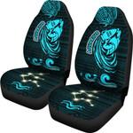 Aquarius Zodiac Car Seat Covers Style Polynesian Tattoo   1st New Zealand