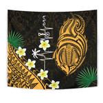 Heartbeat Polynesian Tapestry Plumeria Turtle | 1st New Zealand
