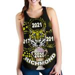 Richmond Premier Women Racerback Tank Legendary Tigers Indigenous