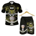 Combo Polo Shirt and Men Short Richmond Premier Legendary Tigers Indigenous