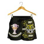 Richmond Premier Women Shorts Legendary Tigers Indigenous