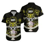 Richmond Premier Hawaiian Shirt Legendary Tigers Indigenous
