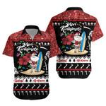 New Zealand Christmas Hawaiian Shirt Summer Vibe K5