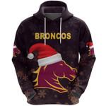 Brisbane Hoodie Broncos Christmas