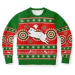 Rabbitohs Christmas Sweatshirt