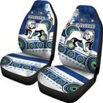 Bulldogs Car Seat Covers Special Indigenous | 1st New Zealand