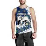 Bulldogs Men Tank Top Special Indigenous | 1st New Zealand