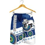 Bulldogs Men Shorts Special Indigenous | 1st New Zealand