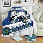 Bulldogs Premium Blanket Special Indigenous | 1st New Zealand
