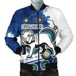 Bulldogs Men Bomber Jacket Special Indigenous | 1st New Zealand