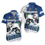 Bulldogs Hawaiian Shirt Special Indigenous | 1st New Zealand