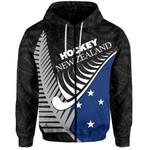 New Zealand Hockey Zip-Hoodie