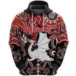 Dragons Hoodie St. George Indigenous Limited 1 | 1st New Zealand