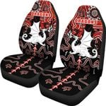 Dragons Car Seat Covers St. George Indigenous Limited 1 | 1st New Zealand