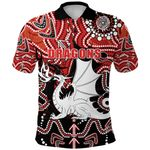 Dragons Polo Shirt St. George Indigenous Limited 1 | 1st New Zealand