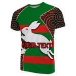 (Custom Personalised) Rabbitohs T-Shirt