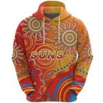 Suns Hoodie Sun Indigenous Gold Coast | 1st New Zealand
