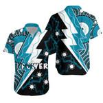 Power Hawaiian Shirt Thunda Port Adelaide | 1st New Zealand