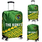 Cook Islands Rugby Luggage Covers Coconut Leaves - The Kuki's | 1st New Zealand