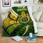 Cook Islands Premium Blanket Style Turtle Rugby | 1st New Zealand