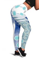 Melbourne Kangaroos Women Leggings Indigenous North | 1st New Zealand