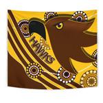 Pride Hawks Tapestry Hawthorn Indigenous | 1st New Zealand